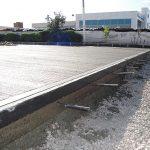 zemin beton uygulaması