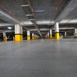 otopark zemin beton uygulaması