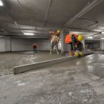 otopark zemin betonlama