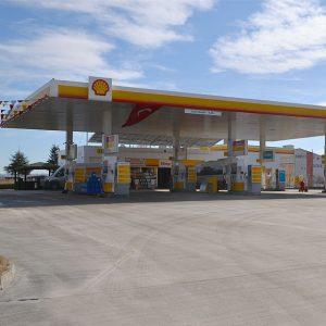 betaş shell petrol ofisi zemin kaplama