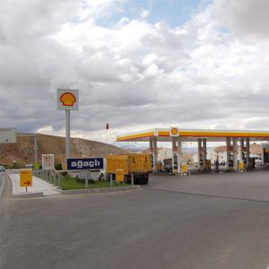 shell petrol ofisi zemin kaplama