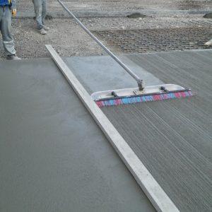 yakıt istasyonu zemin betonu